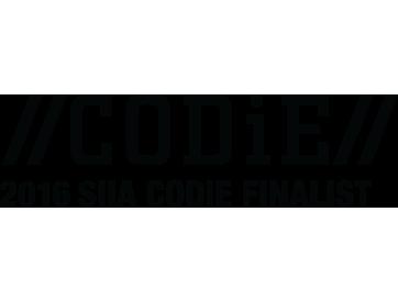 SIIA CODiE Awards Finalist 2016